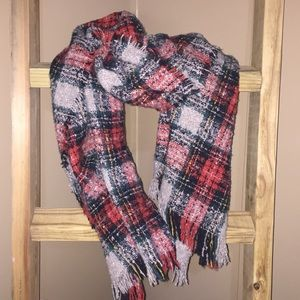 Huge Flannel Scarf